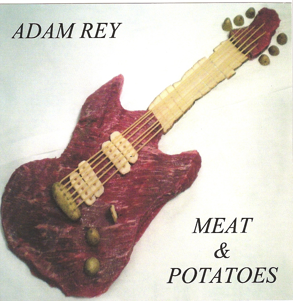 Meat & Potatoes by Adam Rey